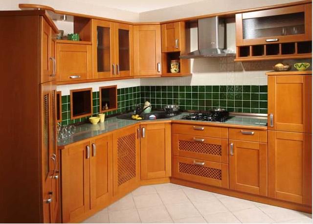 Cocinas cl sicas en benij far muebles de cocina armarios for Cocinas clasicas