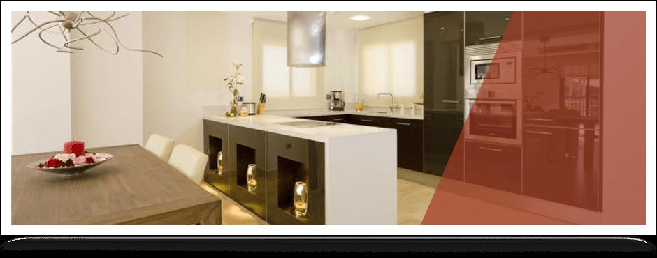 Koci3 f brica de muebles cocinas y ba os muebles a medida armarios y vestidores a medida en - Precios muebles de cocina a medida ...